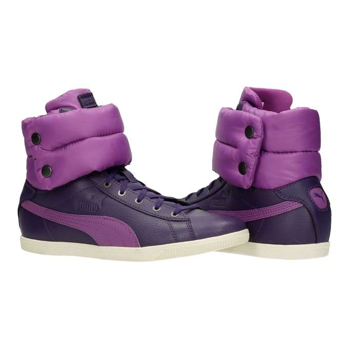 brand new c9795 a44bd ... Buty Puma Glyde Padded Collar  quot Purple quot