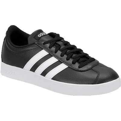 Adidas Buty męskie VL Court 2.0 czarne 44 23 (B43814)