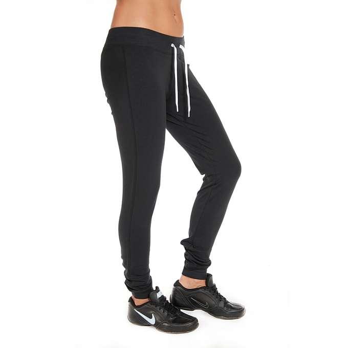 1f9e89203 Nike Spodnie Damskie Jersey Pant Cuffed 617330-010 ☀ Sklep ...
