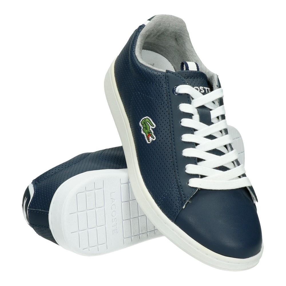 najtańszy na sprzedaż online buty na tanie Buty Lacoste Carnaby Evo CLS