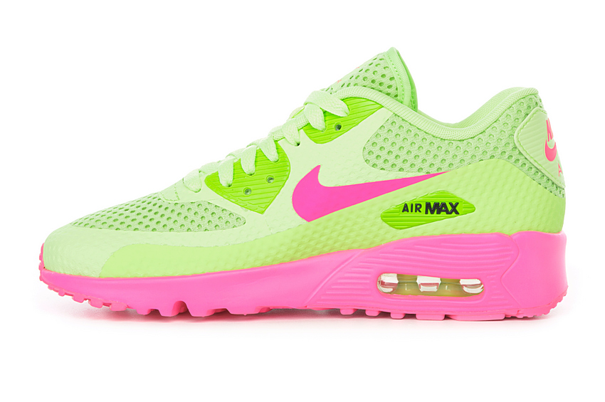 Buty Nike Air Max 90 BR (GS) Ghost Green (833409 300