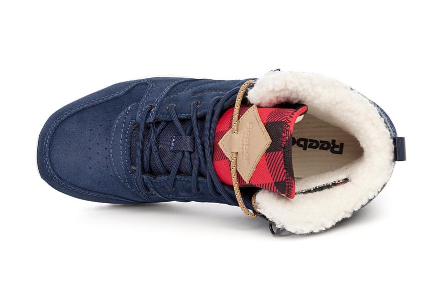 trampki przejść do trybu online sprzedaż hurtowa Buty Reebok Classic Leather Mid Outdoor