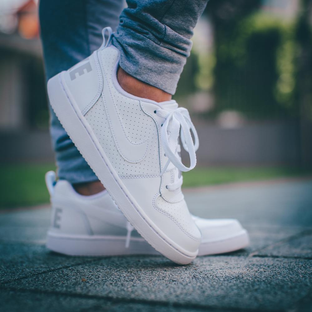 Buty Nike Court Borough Low (GS)
