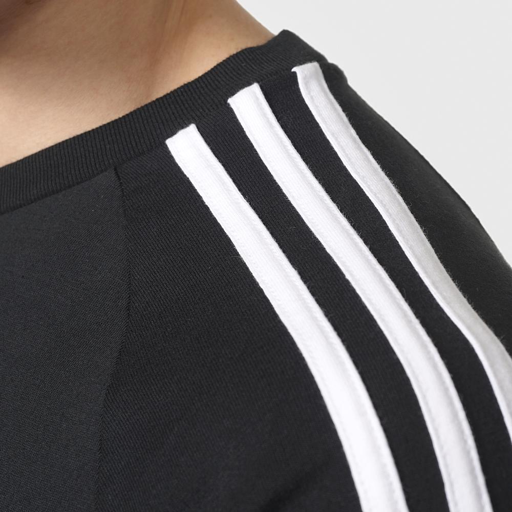 bluza adidas clfn ls tee black