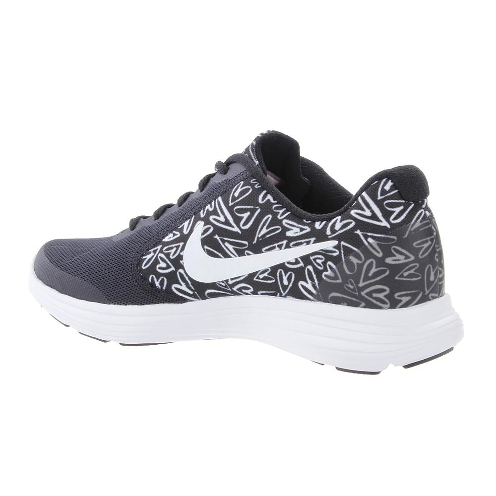 new styles 424c0 6e96d ... Buty Nike Revolution 3 Print (GS) Running Shoe Girls