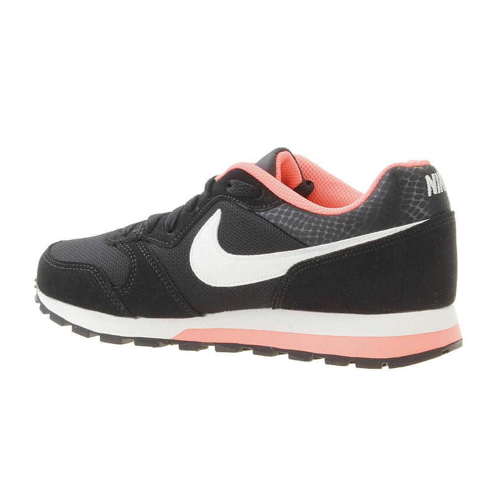 Trampki 2018 na stopach o 100% wysokiej jakości Buty Nike MD Runner 2 Shoe