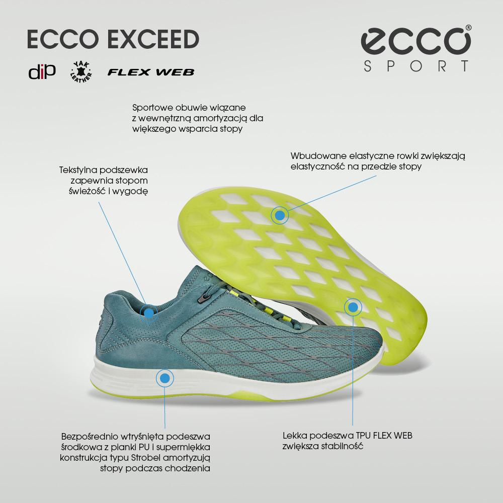 Buty ECCO Exceed