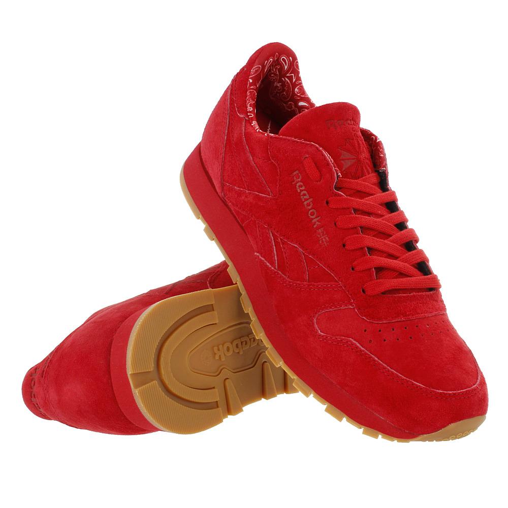 Buty Reebok Classic Leather TDC Scarlet BD3231 Ceny i