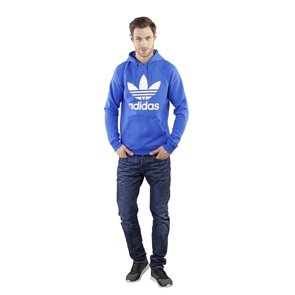 rozmiar 40 szczegółowe zdjęcia wielka wyprzedaż uk Bluza adidas Originals Trefoil Hoody