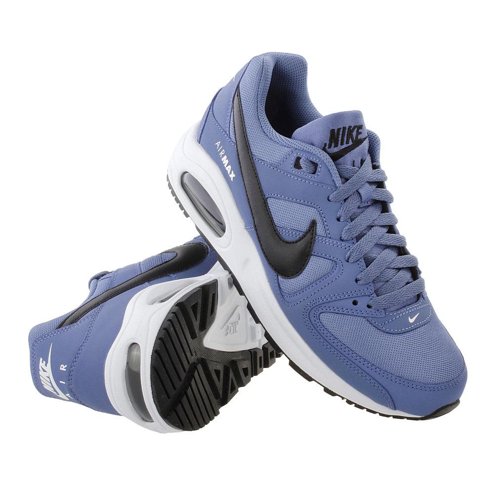 Nike Air Max Command Flex GS 844346 401 niebieski