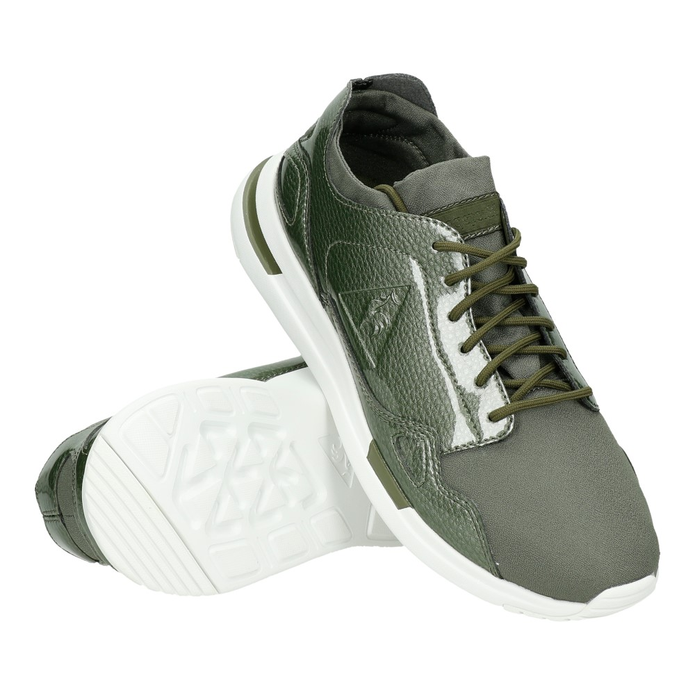 Coated Coq Flow Night R S Olive Sportif Leather Le Lcs Buty W QWrdCBoxe