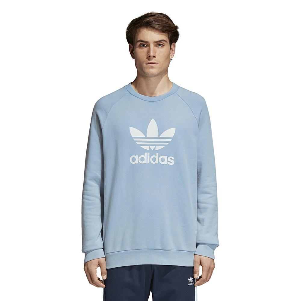 Bluza adidas Trefoil Warm Up Crew