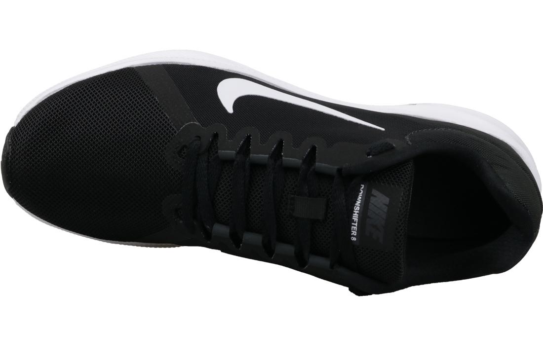 Buty Nike Downshifter 8 908984 001 Black White 908984 001